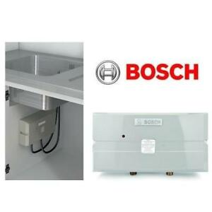 NEW BOSCH TANKLESS WATER HEATER US9 212153877 ELECTRIC 9.5W TRONIC 3000 PRO POINT OF USE