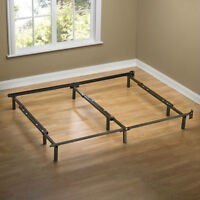 Standard Metal Bed Frame (fits Double - King)