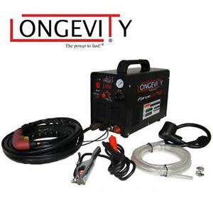 NEW LONGEVITY 40AMP PLASMA CUTTER Forcecut 40D Pilot Arc Plasma Cutter Dual Voltage 110v/220v Tools Equipment welding