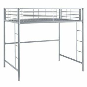 Loft bed - Walker Edison Premium