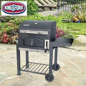 NEW* KINGSFORD CHARCOAL DECK BBQ GRILL - BARBECUE COOKING OUTDOORS GRILLING  82396052