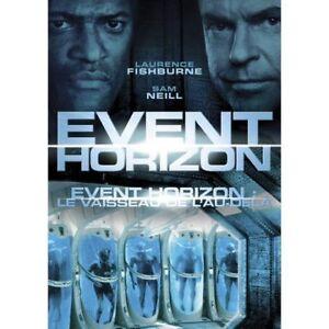 Event Horizon : Le Vaisseau De L`Au-Dela DVD VErsion Française I