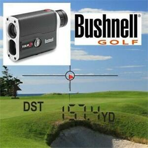 USED BUSHNELL TOUR Z6 RANGEFINDER 201960 245465966 LASER YARDAGE GOLF