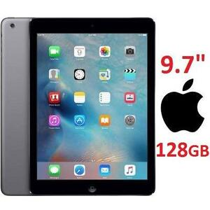 "USED APPLE IPAD AIR 2 128GB TABLET - 124841065 - SPACE GREY WIFI 9.7"" WIFI  LTE"