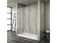 Brand new boxed shower screen 1200mm