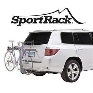 NEW SPORTRACK 3-BIKE HITCH RACK PATHWAY DELUXE - SPORTS - BIKES - BIKE RACK - CAR  80550350