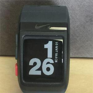 Nike + Sport Watch GPS Powered by TomTom Fitness Black/Black