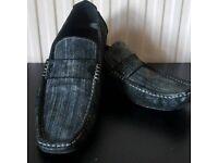 Men's Black Gucci loafers