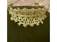 Wedding tiara for sale brand new