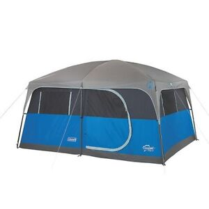 New Coleman 7 Person Camping Tent