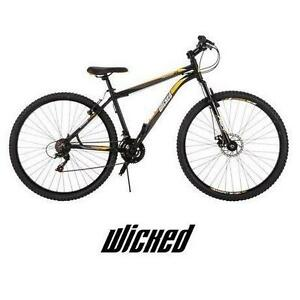 "NEW* WICKED FALLOUT 29"" BICYCLE 29"" MEN'S MOUNTAIN BIKE 21 SPEED BICYCLE 107646052"