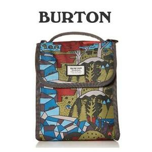 NEW BURTON LUNCH SACK 17305104970 211012046 NEVER ENDING STORY BAG FOOD STORAGE