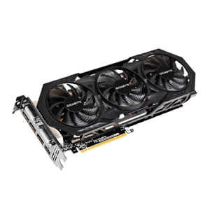 GigaByte Geforce GTX 970 Windforce 3X 4GB GDDR5