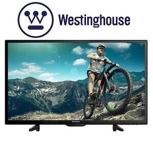 "NEW OB WESTINGHOUSE 32"" SMART TV HD SMART TELEVISION - 32 INCH 101627380"