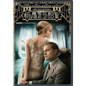 The Great Gatsby (Bilingual) on DVD