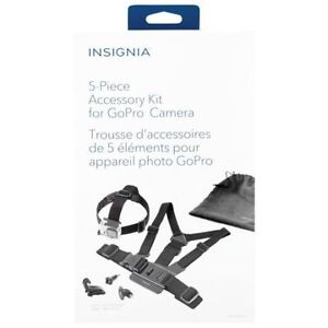 5-Piece Accessory Kit For GoPro Camera