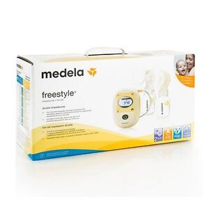 Brand new Medela Freestyle double electric breast pump