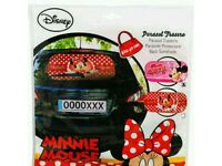 Brand Disney Disney Minnie Mouse Car Back Window Sunshade