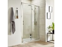 Premier - 1100mm Width Pacific Sliding Shower Door