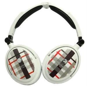 Able Planet XNC237W Extreme Foldable ANC Headphones (White)