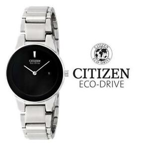 USED WOMEN'S CITIZEN ECO WATCH GA1050-51E 205619031 CITIZEN ECO-DRIVE JEWELLERY JEWELRY STAINLESS STEEL
