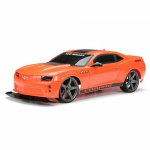 NEW: New Bright 1:10 Remote controlled Camaro Sports Car