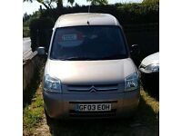 Citroen berlingo only 88000