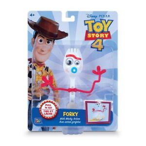 Forky Toy Story 4 In the box never open