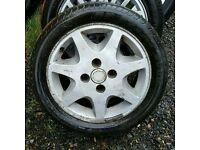 "RS Turbo wheel 15"""