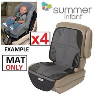 4 NEW SUMMER INFANT CAR SEAT DUOMAT 77724 215244104 BABY