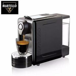 NEW MARTELLO STILISTA COFFEE MAKER COFFEE BREWER - STILISTA PRIMEO - BLACK  82740585