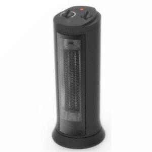 "Ecohouzng 17"" Oscillating Tower Ceramic Heater - EcH3001 Watch|S"