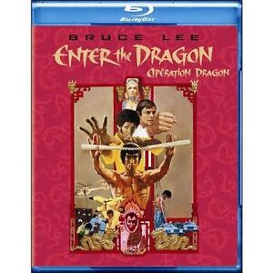Enter The Dragon-Bruce Lee-Blu-Ray(new and sealed)