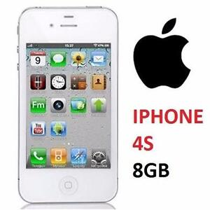 REFURB APPLE IPHONE 4S 8GB LOCKED  WHITE - CELL PHONE - SMARTPHONE SMART PHONE 74765913