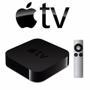 REFURB APPLE TV 3RD GENERATION   1080 HD TV TELEVISION MEDIA PLAYER 85287619
