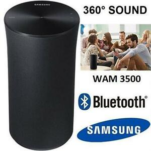 SAMSUNG RADIANT 360 R3 WI-FI / BLUETOOTH SPEAKER