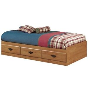 Twin Frame Captain Bed