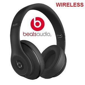 REFURB BEATS STUDIO 2.0 HEADPHONES MATTE BLACK SPECIAL ED. - 2.0 - WIRELESS - OVER-EAR  82390811