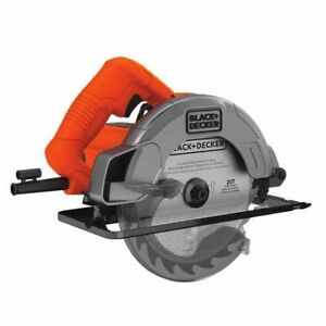BLACK+DECKER 13 Amp Circular Saw (Used once)