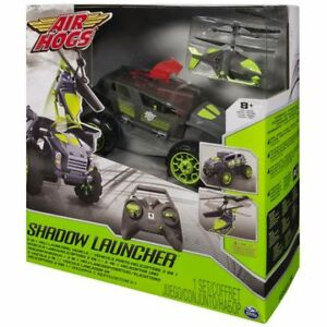 NEW Air Hogs Shadow Launcher Car Copter R/C remote control