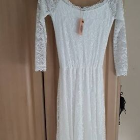 Bridal gown from Blush size xs/s