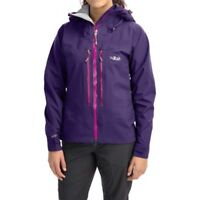 LOST purple Rab jacket, black boots @ Champs-de-Mar - Reward!
