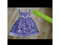 M & S autograph dress age 3-4 years