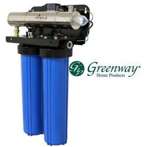 NEW* VITAPUR UV  TREATMENT SYSTEM VPS1140-1 222044346 WATER GREENWAY WHOLE HOUSE - DISINFECTIONS  FILTRATION