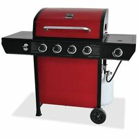 Brand New Backyard Grill Chandler 4 Burner Propane LP Gas Grill