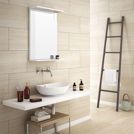 3 boxes of monza beige bathroom tiles (victorian plumbing