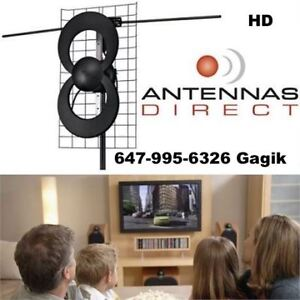 HD Antennas for Local  Channales Only