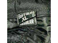 Buffalo motorcycle trousers xl
