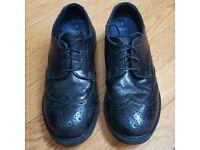 Next school shoes, size 1