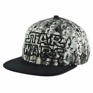 ORIGINAL SNAPBACK STAR WARS STORMTROOPER ARMY HAT